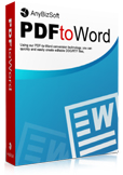 AnyBizSoft PDF to Word Converter 3.0.0 Free